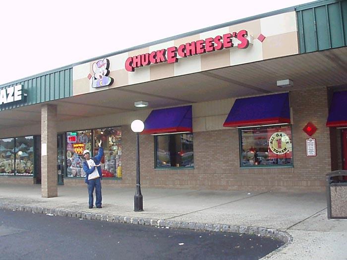 chuck e cheese locations nj
