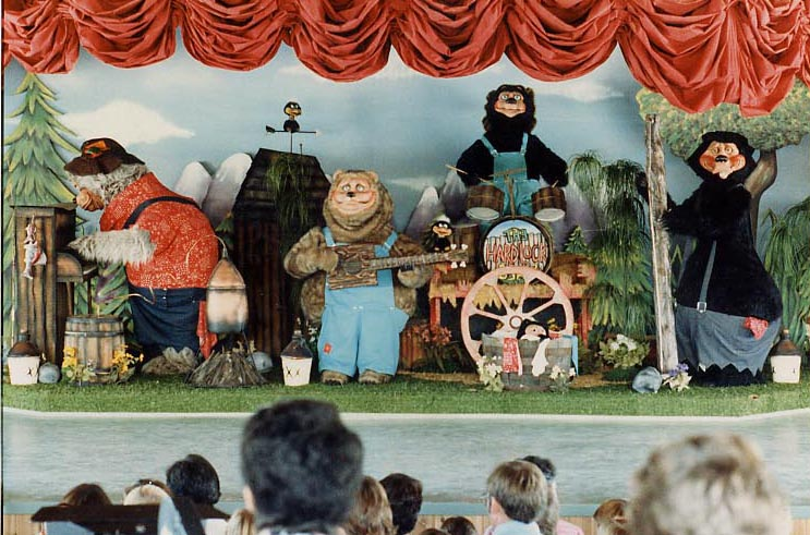 Country Bear Jamboree Rip Off The Dis Disney Discussion