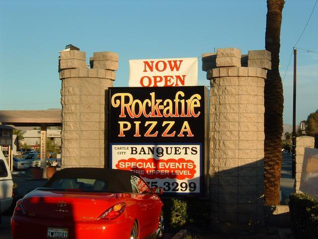 Rock Afire Pizza 2004 Photo Gallery
