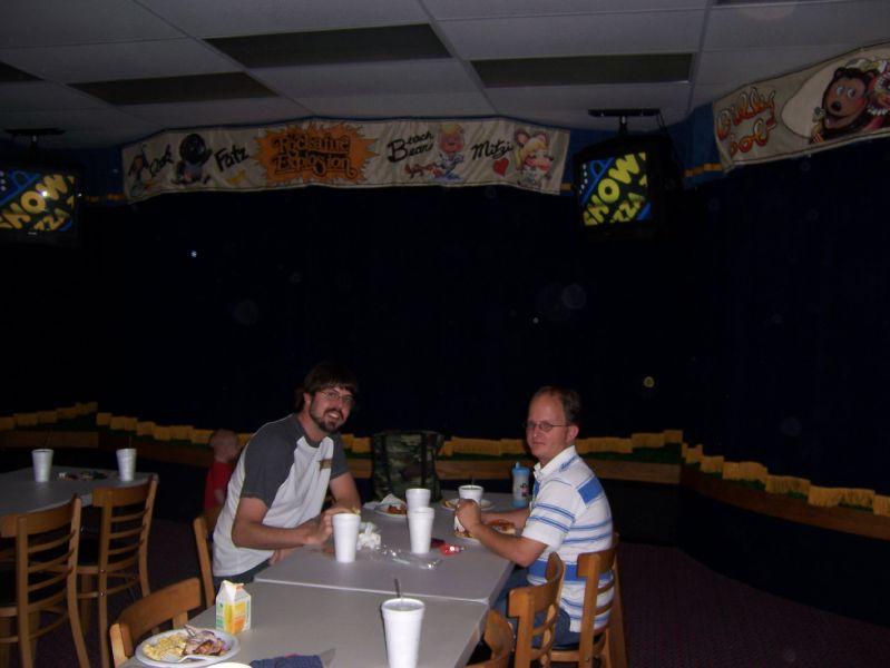 Showbiz Pizza Zone 2008 Photo Gallery