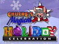 Chuck E Cheese Christmas.Chuck E S Magical Holiday Celebration Show Showtape Review